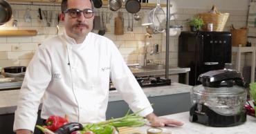 Imparare a cucinare con le video ricette grand chef for Cucinare vegano