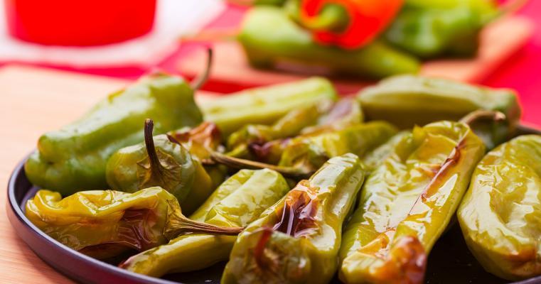 Cucinare sano semplice e squisito grand chef evolution for Cucinare friggitelli