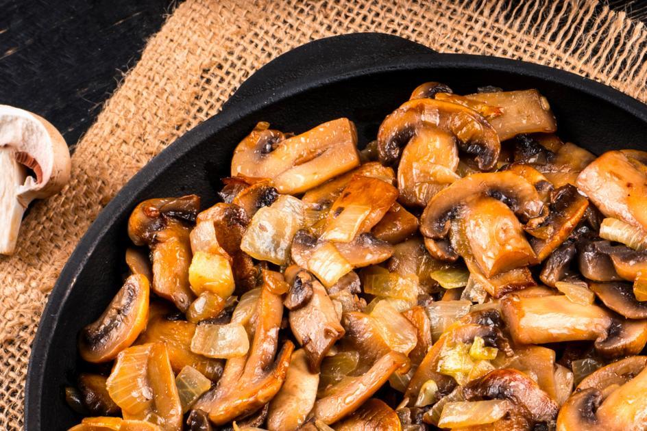 Contorni squisiti come cucinare i funghi trifolati for Cucinare 5 minuti