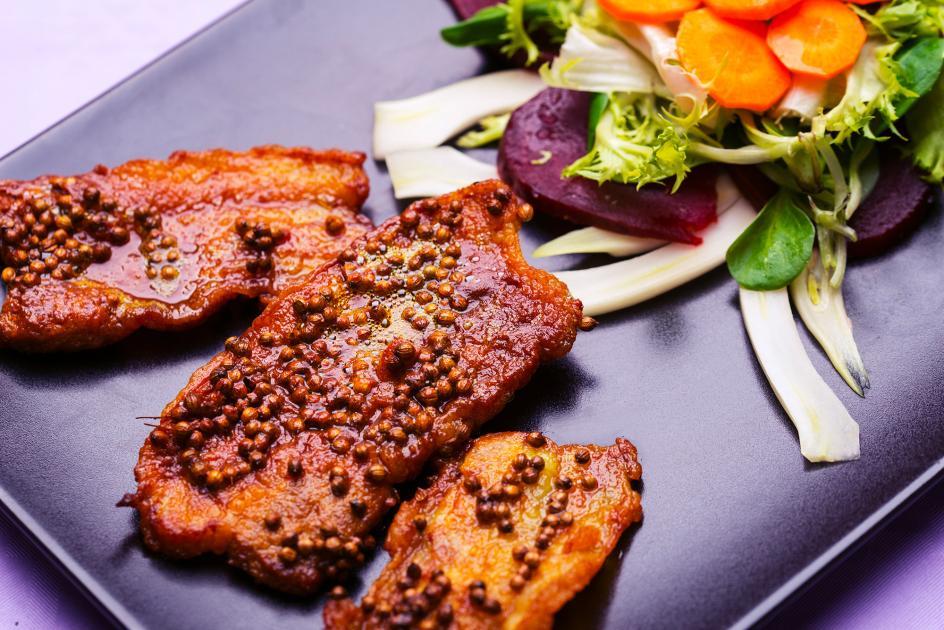 Ricetta pancetta di maiale con spezie e zenzero grand - Cucina evolution ricette ...