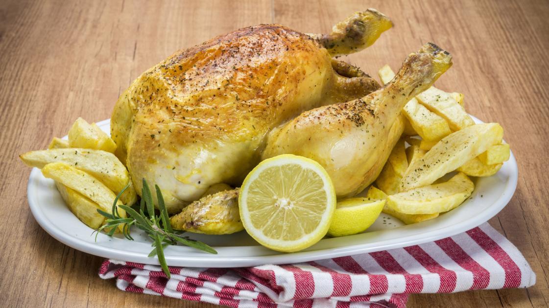 Ricetta pollo intero arrostito grand chef evolution - Cucina evolution ricette ...
