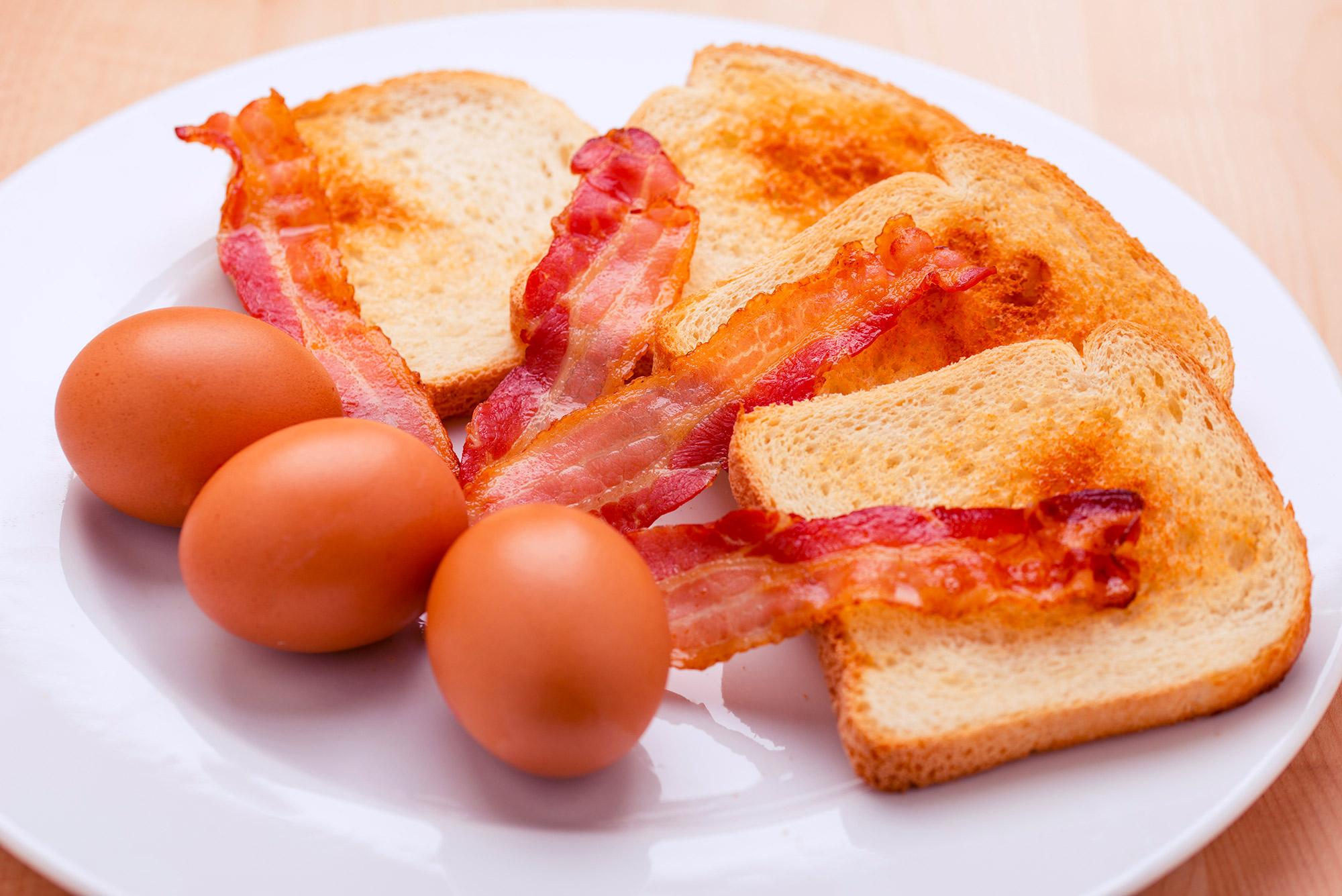 Estremamente Colazione salata: cominciare la giornata con gusto ed energia  SV78